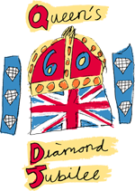 Diamond Jubilee Logo